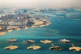 Como chegar no Qatar